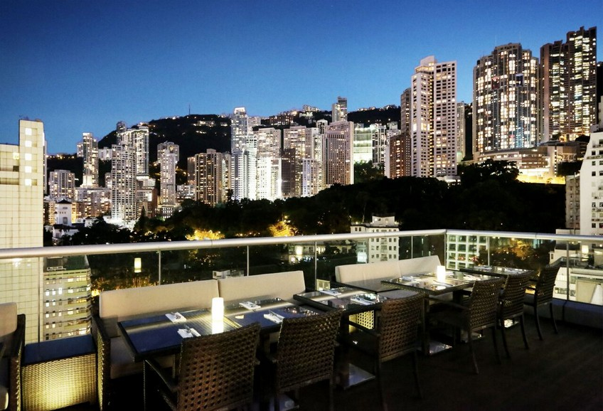 Top-15 Hong Kong rooftop bars - FoFo by el Willy