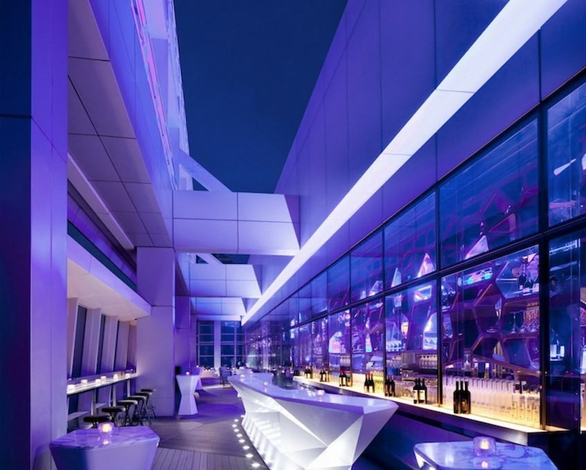 Top-15 Hong Kong rooftop bars - Ozone